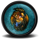 Baldur s Gate 2 Shadows of Amn 2 icon
