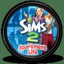 Sims 2 Apartment Life 1 icon