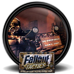 Fallout Tactics 1 icon