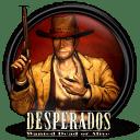 Desperados 1 icon