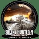 Silent Hunter 4 U Boat Missions 1 icon