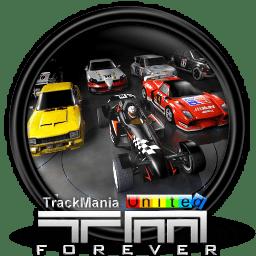 Trackmania United Forever 1 icon