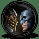 Mortal Combat vs DC Universe 4 icon