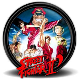 Street Fighter II 1 icon
