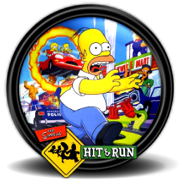 The Simpsons Hit Run 1 icon