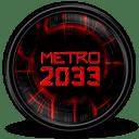 Metro 2033 2 icon