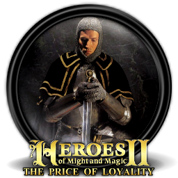 Heroes II of Might and Magic addon 1 icon
