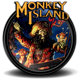 Monkey Island 2 icon