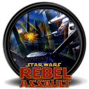 Star Wars Rebel Assault 1 icon