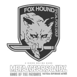Metal Gear Solid 4 Gotp 3 Icon Mega Games Pack 29 Iconset Exhumed