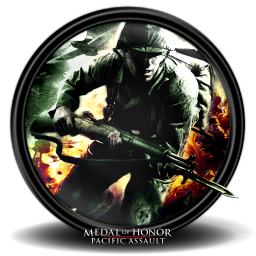 Medal of Honor Pacific Assault new 1a icon