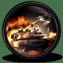 Battlefield 1942 Deseet Combat new x box cover 2 icon