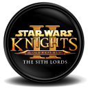 Star Wars KotR II The Sith Lords 1 icon