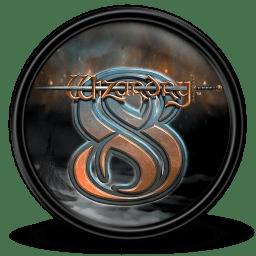 Wizardry 8 1 icon