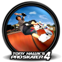 Tony Hawk s ProSkater 4 2 icon
