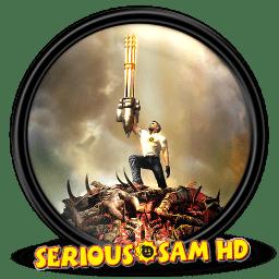 Serious Sam HD 1 icon