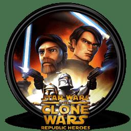 Star Wars The Clone Wars RH 1 icon