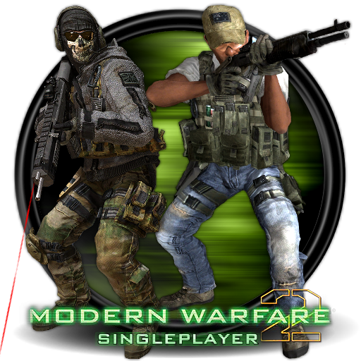 Call Of Duty Modern Warfare 2 20 Icon Mega Games Pack 35 Iconset