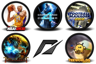 Mega Games Pack 35 Icons