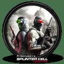 Splinter Cell Conviction SamFisher 8 icon