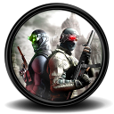 Splinter Cell Conviction SamFisher 9 icon