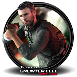 Splinter Cell Conviction SamFisher 5 icon