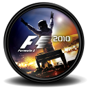 Formula 1 2010 4 icon