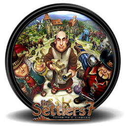 The Settlers 7 1 icon