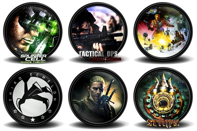 Mega Games Pack 39 Icons