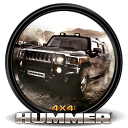 Hummer 4x4 1 icon