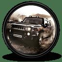 Hummer 4x4 2 icon
