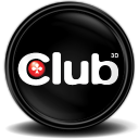 Club 3D Grafikcard Tray icon
