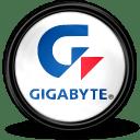 Gigabyte Grafikcard Tray icon