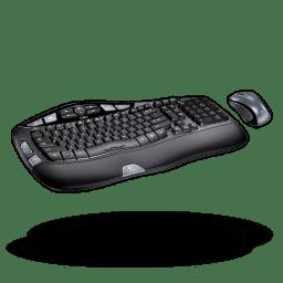 Logitech Desktop Wave Keyboard 1 icon
