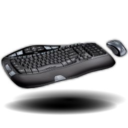 Logitech Desktop Wave Keyboard icon