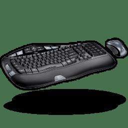 Logitech Desktop Wave Keyboard icon