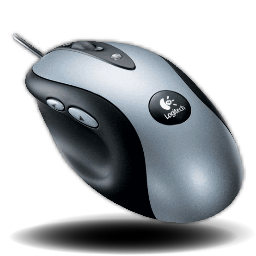 Logitech Mouseman Optical MX 500 icon