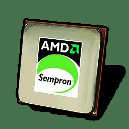 AMD Sempron CPU icon
