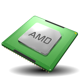 CPU AMD icon