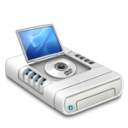 DVD drive alternative icon