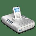 iPod music drive dark 2 icon