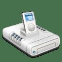 iPod music drive icon