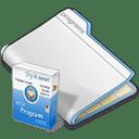 Program files icon