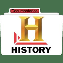 Documentaries History icon