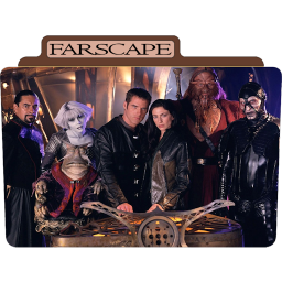 Farscape 7 icon