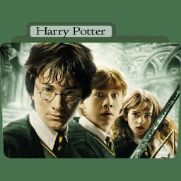 Harry Potter 1 Icon Tv Movie Folder Iconset ron Sinuhe