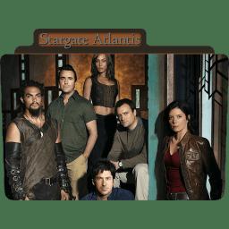 Stargate Atlantis 1 icon