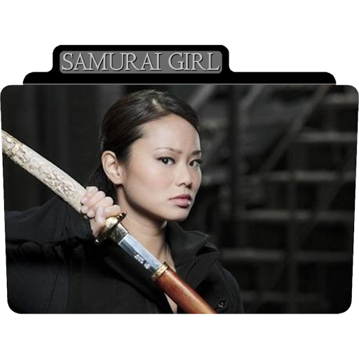 Samurai-Girl icon