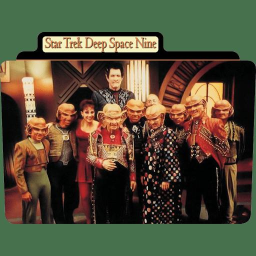 Star Trek Deep Space Nine 2 icon