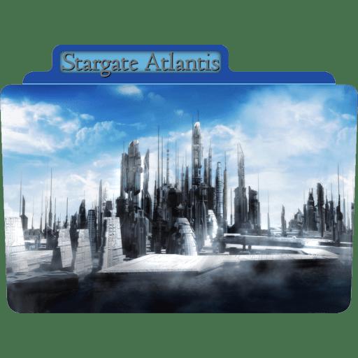 Stargate Atlantis 8 icon